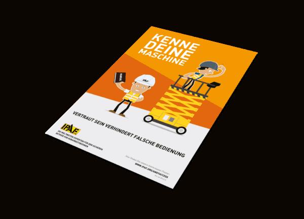 """Kampagnen """"Andy Access"""" Download Deutsch """"Kenne deine Maschine"""""""
