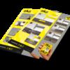 Kampagnen Spyder / Abstützung Flyer A5 - Spyder / Verteile die Last